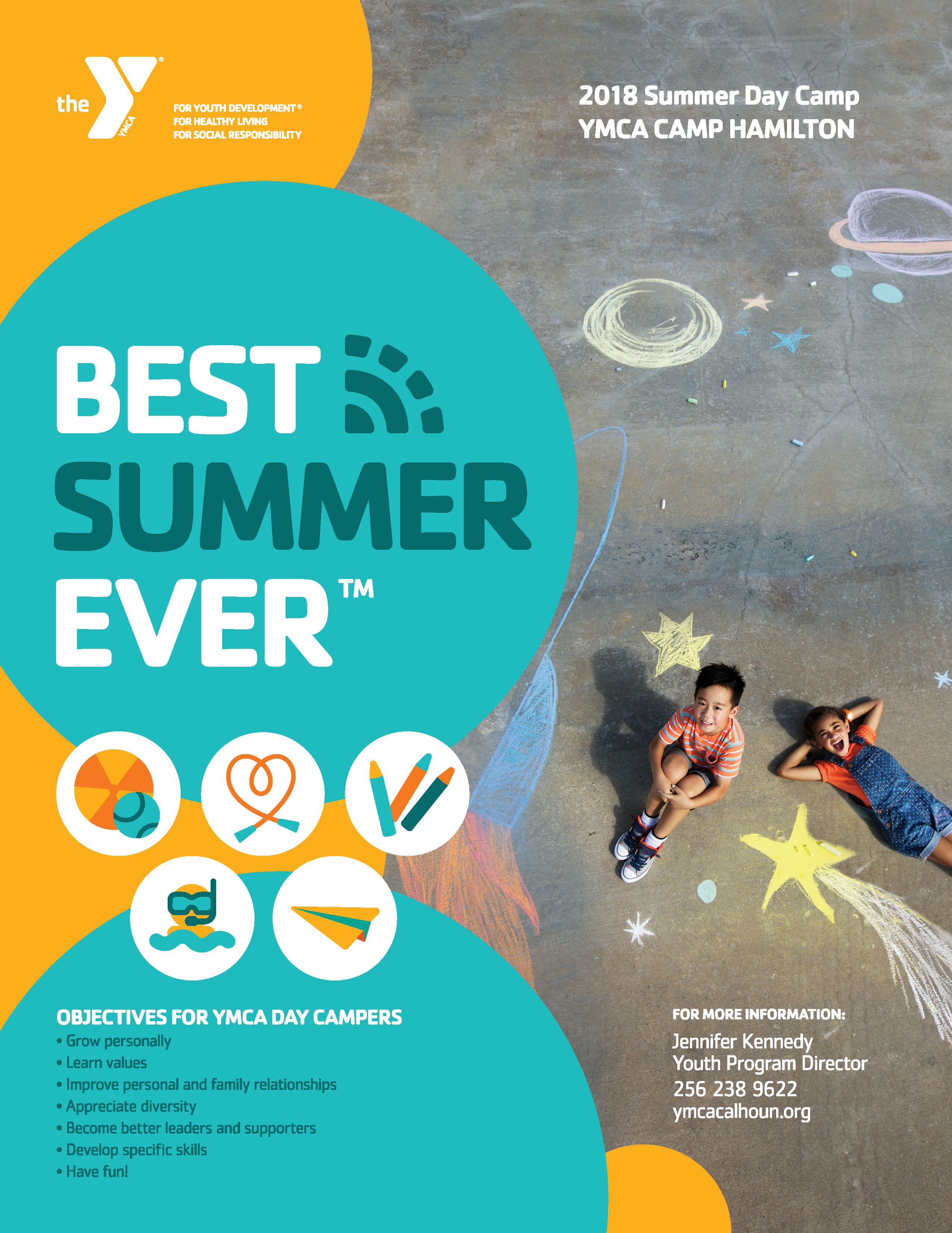Summer Camps | YMCA of Calhoun County